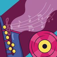 cartel del festival de música