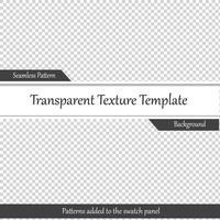 Transparent texture template background. Transparent grid.