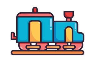 Train illustration fullcolor