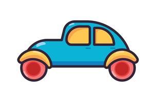 car transport illustration fullcolor vector