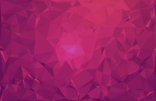 Abstract 2D geometric colorful background.