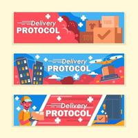 Delivery with Protocol New Normal