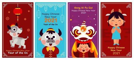 Card Gong Xi Fa Cai vector