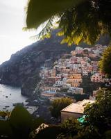 The Amalfi Coast, Positano in Italy