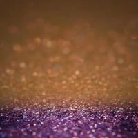 bokeh brillo púrpura