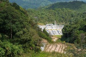 instalación de transmisión de gas natural en tailandia foto