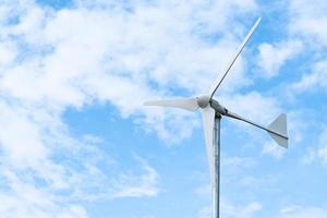pequeño generador de energía de turbina