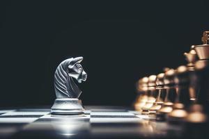 tiro de un tablero de ajedrez