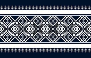 Geometric ethnic pattern traditional Design vector