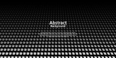 Abstract decorative background, dark texture geometric vector