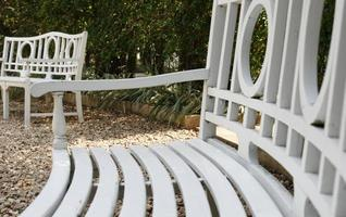 Close-up of a bench