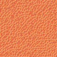 Red caviar pattern vector