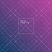 Gradient dark blue and pink colored triangle polygon pattern vintage background. vector