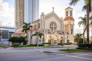 Trinity Episcopal Cathedral in Miami, Florida photo