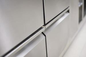 Stainless steel detail