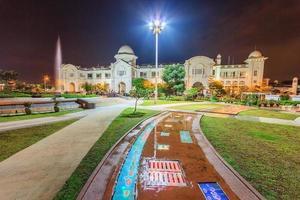 estación de tren y ayuntamiento de la ipoh en malasia, 2017