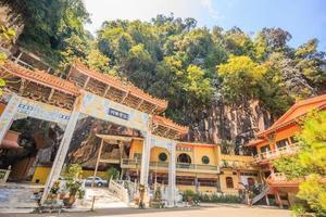 Sam Poh Tong Temple at Gunung Rapat, Malaysia, 2017