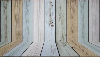 fondo rústico de madera multicolor