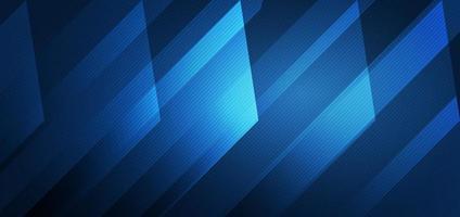 Fondo abstracto de líneas de rayas azules. vector