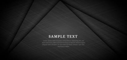 Abstract traingles layer grey background with white grid lines texture. vector