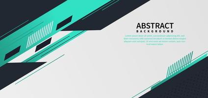 Banner abstract geometric line shape hipster fashion style background design. vector