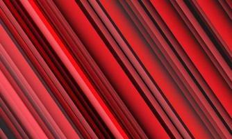 Abstract red grey line speed texture background vector illustration.