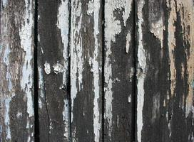 Rustic painted wood background photo