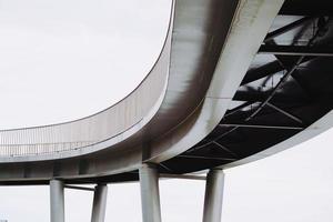 Puente de Bilbao, España foto