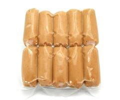 Bag of sausages