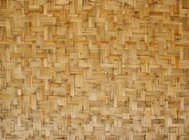 fondo de textura de bambú foto