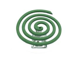 Close-up a mosquito coil