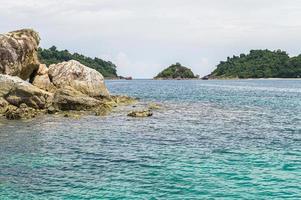 Islands in Thailand photo