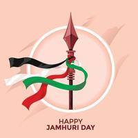 Kenya independence day or happy jamhuri day concept