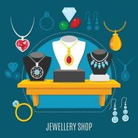 Jewelry vector illustration