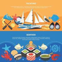 Nautical vector illustration