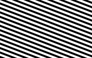 Black and White Stripes Pattern Background vector