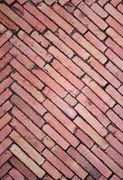 Red brick texture background