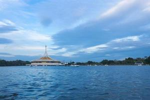 suan luang rama ix park en bangkok