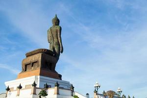 gran estatua de buda en tailandia