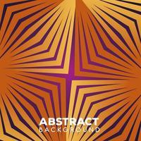 colorido fondo geométrico y abstracto con líneas vector