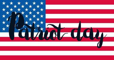 Patriot Day Banner