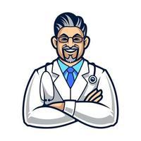Doctor Vector Character