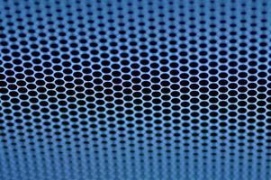 Hexagonal cell texture photo