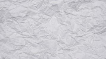 textura de papel arrugado blanco. ilustración vectorial vector