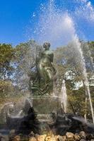 Fuente bailey en la ciudad de nueva york foto