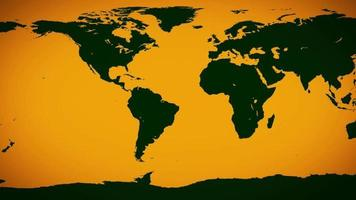 rond de wereldachtergrond