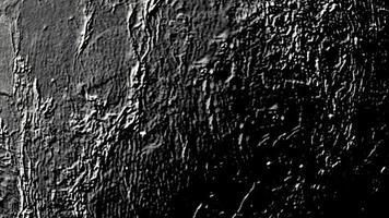 parede áspera grunge abstrata artística preto e branco