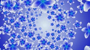 Hintergrund der Orchideenkette