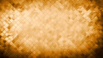 animação de loop sem costura de fundo dourado
