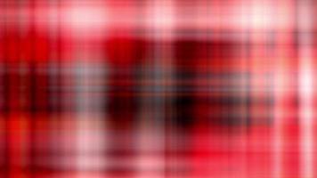 padrão de loop de tartan xadrez preto vermelho branco abstrato